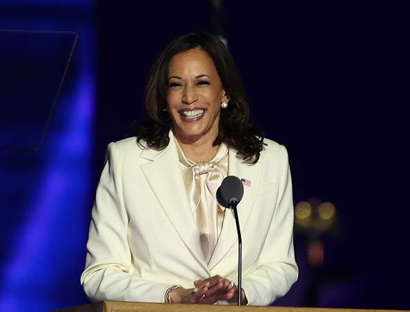 White Color「President-Elect Joe Biden And Vice President-Elect Kamala Harris Address The Nation After Election Win」:写真・画像(10)[壁紙.com]