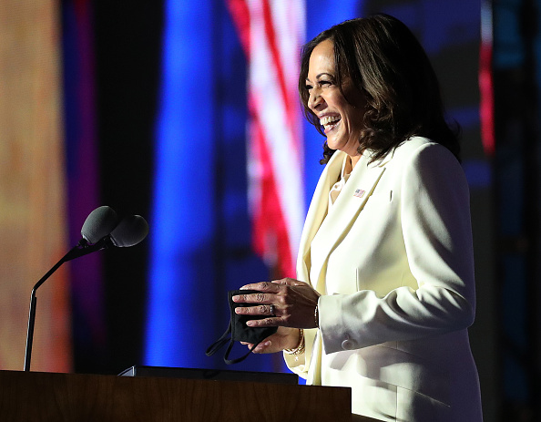 Speech「President-Elect Joe Biden And Vice President-Elect Kamala Harris Address The Nation After Election Win」:写真・画像(3)[壁紙.com]