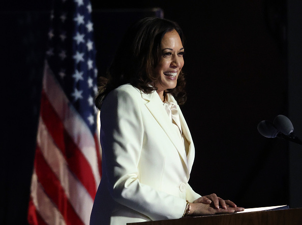 Speech「President-Elect Joe Biden And Vice President-Elect Kamala Harris Address The Nation After Election Win」:写真・画像(17)[壁紙.com]
