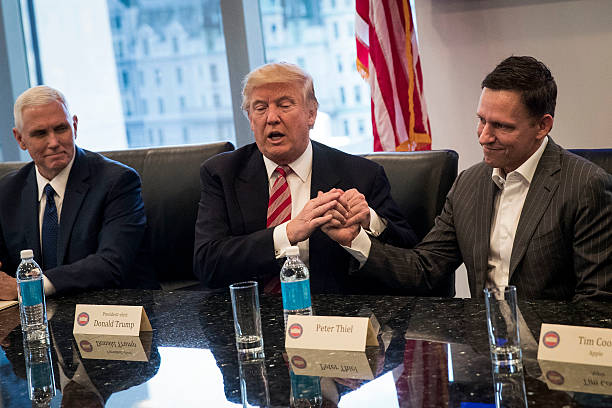 Trump Holds Summit With Technology Industry Leaders:ニュース(壁紙.com)