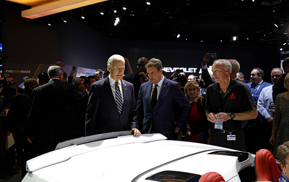 Bill Pugliano「North American International Auto Show Features Latest Car Models」:写真・画像(4)[壁紙.com]