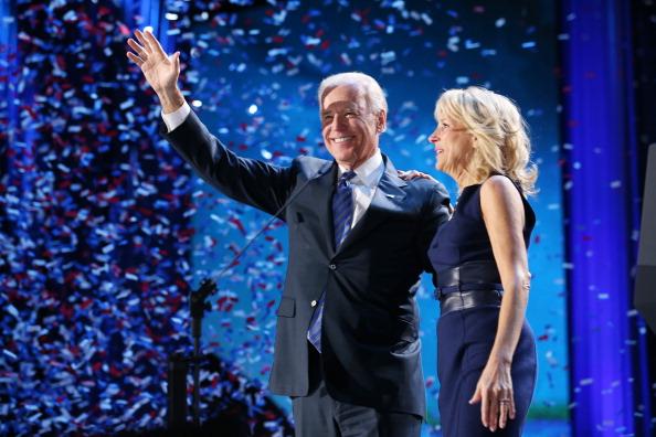Success「President Obama Holds Election Night Event In Chicago」:写真・画像(4)[壁紙.com]