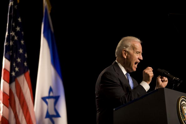 Speech「US Vice President Joe Biden Visits Middle East」:写真・画像(6)[壁紙.com]
