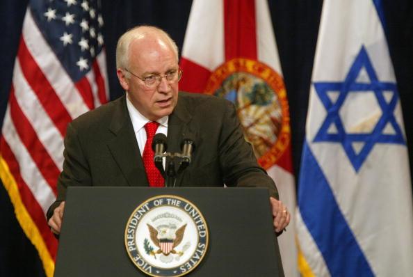 Florida - US State「Dick Cheney Speaks At Jewish Senior Center」:写真・画像(17)[壁紙.com]