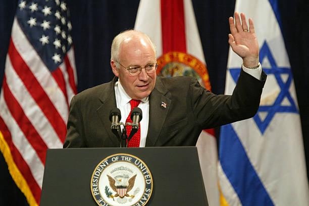 Dick Cheney Speaks At Jewish Senior Center:ニュース(壁紙.com)