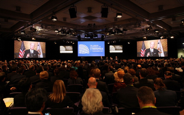 Science and Technology「Delegates Attend The Cyber Conference In London」:写真・画像(15)[壁紙.com]