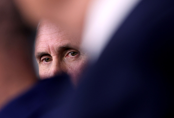 Obscured Face「Coronavirus Task Force Briefs Press At White House」:写真・画像(2)[壁紙.com]