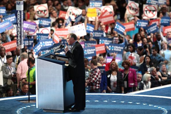 Philadelphia - Pennsylvania「Democratic National Convention: Day Three」:写真・画像(7)[壁紙.com]