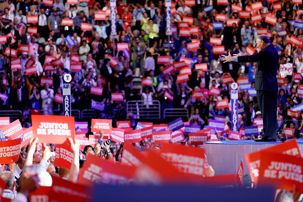 Aaron P「Democratic National Convention: Day Three」:写真・画像(3)[壁紙.com]