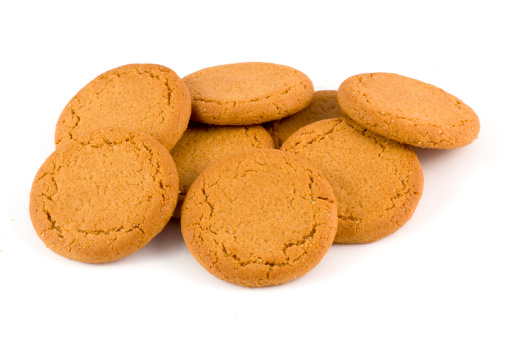 Gingerbread Cookie「Heap of ginger biscuits」:スマホ壁紙(12)