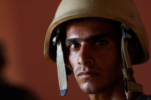 """Emotional Stress「US """"Surge"""" Soldiers Patrol Tense Baghdad Neighborhood」:写真・画像(18)[壁紙.com]"""