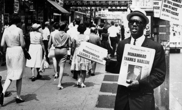 Black Civil Rights「Muhammad Speaks」:写真・画像(14)[壁紙.com]