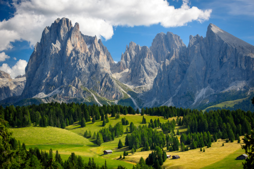 Alto Adige - Italy「Alpine landscape xxxl」:スマホ壁紙(12)