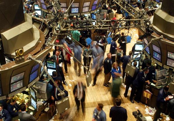 Dow Jones Industrial Average「Stocks Down Slightly」:写真・画像(3)[壁紙.com]