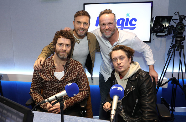 Magic Kingdom「Take That Visit The Magic Radio Studios」:写真・画像(15)[壁紙.com]