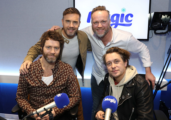 Magic Kingdom「Take That Visit The Magic Radio Studios」:写真・画像(1)[壁紙.com]