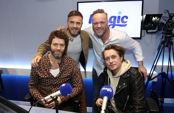 Magic Kingdom「Take That Visit The Magic Radio Studios」:写真・画像(3)[壁紙.com]