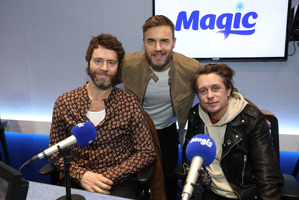 Magic Kingdom「Take That Visit The Magic Radio Studios」:写真・画像(7)[壁紙.com]