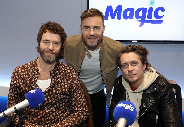 Magic Kingdom「Take That Visit The Magic Radio Studios」:写真・画像(0)[壁紙.com]