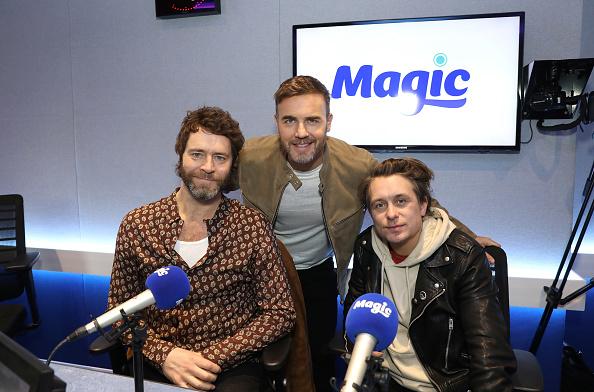 Magic Kingdom「Take That Visit The Magic Radio Studios」:写真・画像(9)[壁紙.com]