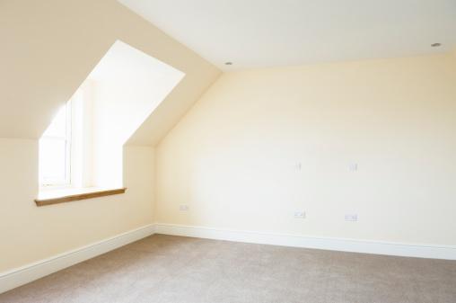 Unfurnished「Brand new empty bedroom」:スマホ壁紙(12)