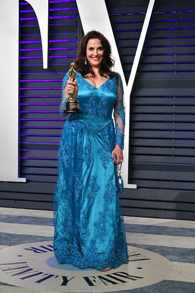 Blue Purse「2019 Vanity Fair Oscar Party Hosted By Radhika Jones - Arrivals」:写真・画像(14)[壁紙.com]