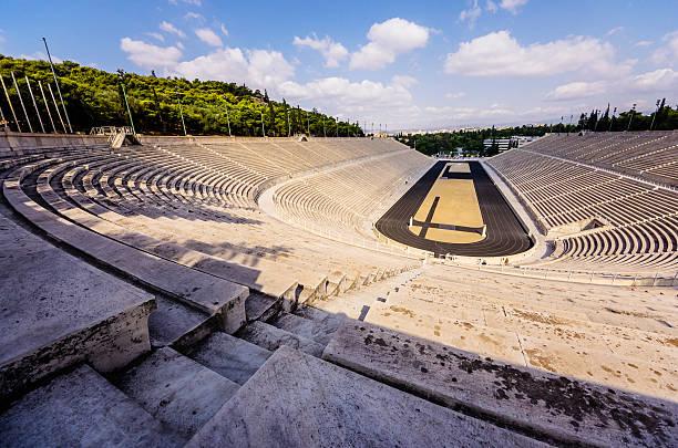 Greece, Athens, Panathinaikos stadium of Olympic Games1896:スマホ壁紙(壁紙.com)