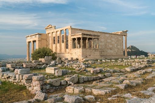 Greek Culture「Greece, Athens, Acropolis, Parthenon」:スマホ壁紙(0)