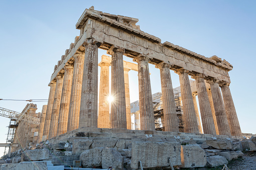 Temple - Building「Greece, Athens, Acropolis, Parthenon」:スマホ壁紙(17)