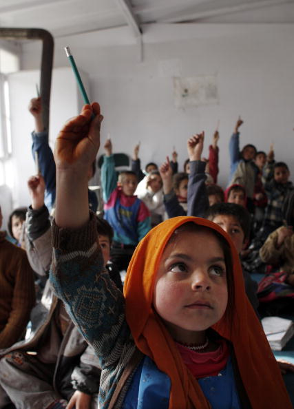 Kabul「AFG: Afghanistan's Street Children Get An Education」:写真・画像(9)[壁紙.com]