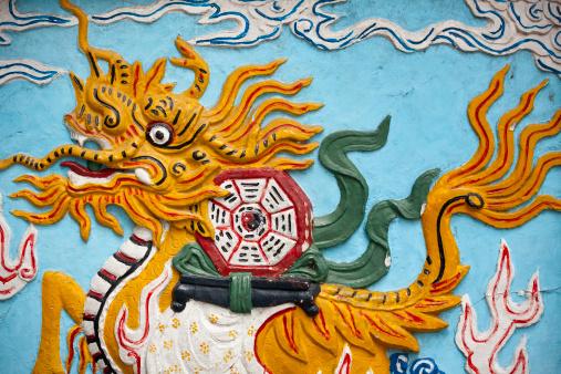 Dragon「Temple dragon」:スマホ壁紙(19)