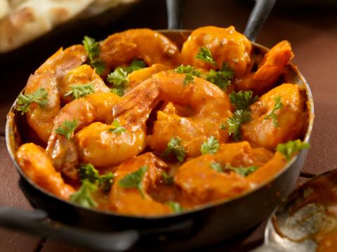 Basmati Rice「Curry Shrimp」:スマホ壁紙(18)
