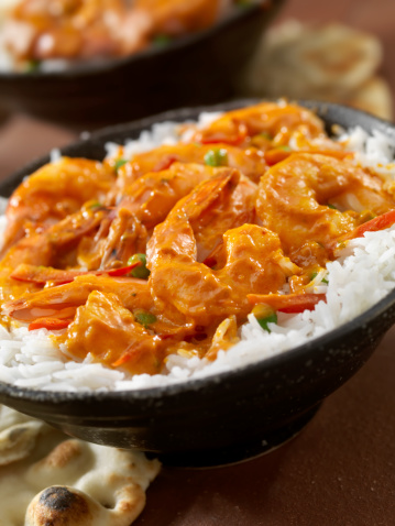 Basmati Rice「Curry Shrimp」:スマホ壁紙(9)