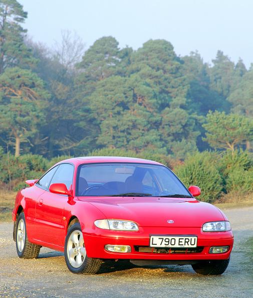 Mazda「1993 Mazda MX6」:写真・画像(16)[壁紙.com]