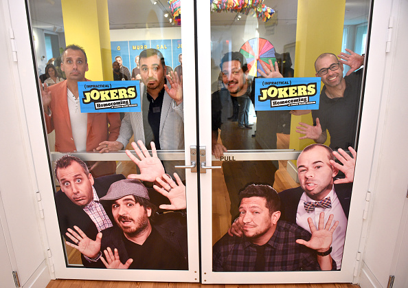 Bryan Bedder「truTV's Impractical Jokers: Homecoming Exhibit At the Staten Island Museum」:写真・画像(5)[壁紙.com]