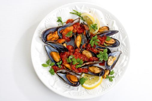 Mollusk「Mussels, freshly prepaired」:スマホ壁紙(8)