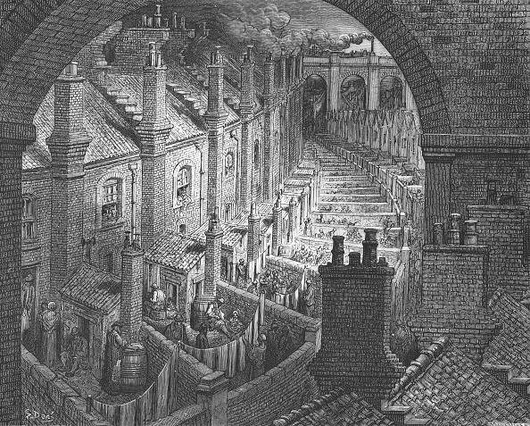 Chimney「Over London - By Rail」:写真・画像(14)[壁紙.com]