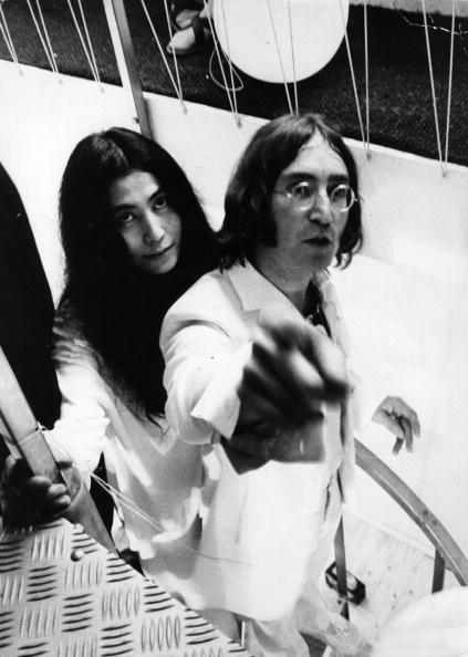 High Angle View「John And Yoko」:写真・画像(11)[壁紙.com]