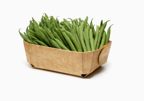 Bush Bean「Basket of green beans」:スマホ壁紙(13)