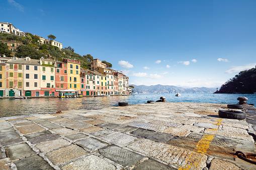 Nautical Vessel「Portofino, Ligurian, Italy」:スマホ壁紙(17)