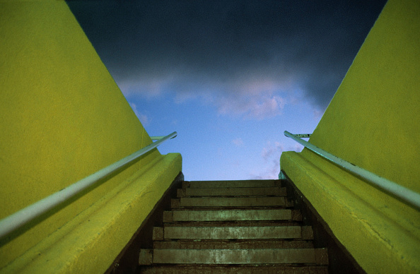 Overcast「Stairs and Thunder Clouds」:写真・画像(10)[壁紙.com]