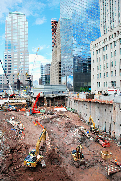 Archaeology「Excavations at the Tower Two site, Lower Manhattan, New York City, USA」:写真・画像(7)[壁紙.com]