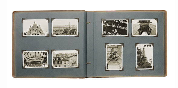 Arc de Triomphe - Paris「Paris Album」:スマホ壁紙(4)