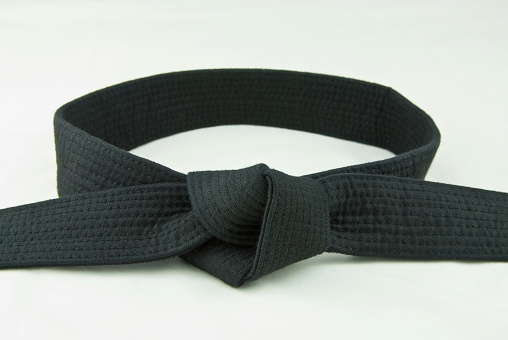 Belt「Karate Belt  Black」:スマホ壁紙(18)