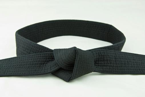 Martial Arts「Karate Belt  Black」:スマホ壁紙(5)