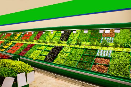 Farmer's Market「Fresh Fruits and Vegetables」:スマホ壁紙(4)