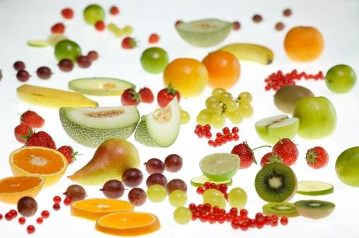 Peach「Fresh fruits」:スマホ壁紙(3)