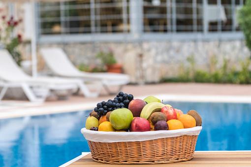 Resort「Fresh fruits」:スマホ壁紙(5)