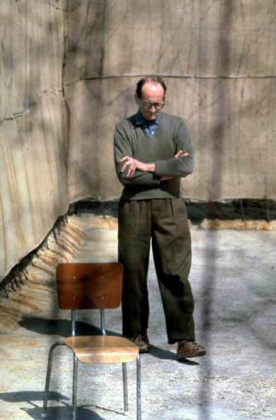Legal Trial「Eichmann's Fingerprints Donated To Yad Vashem Holocaust Memorial」:写真・画像(17)[壁紙.com]