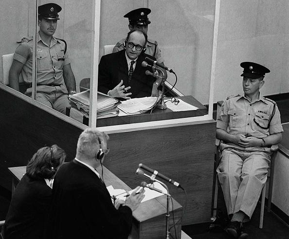 Legal Trial「Eichmann's Fingerprints Donated To Yad Vashem Holocaust Memorial」:写真・画像(9)[壁紙.com]